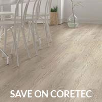COREtec Plus on sale this month at Quality Floors & Interiors in Spokane!