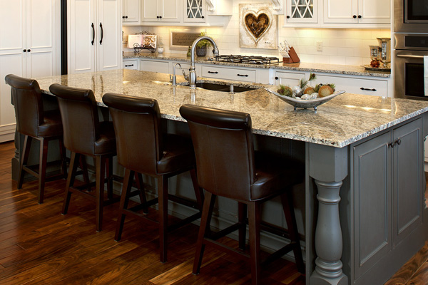 Visit our showroom and let us help build your dream kitchen