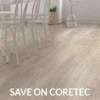 COREtec Plus on sale this month at Quality Floors & Interiors in Spokane!
