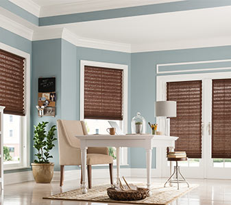Come visit our showroom to see all the amazing window fashion options!